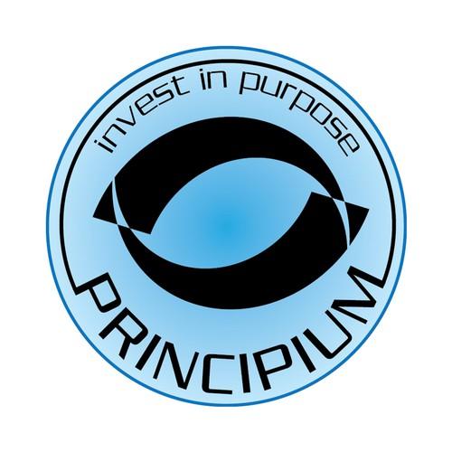 Principium needs a new logo and business card