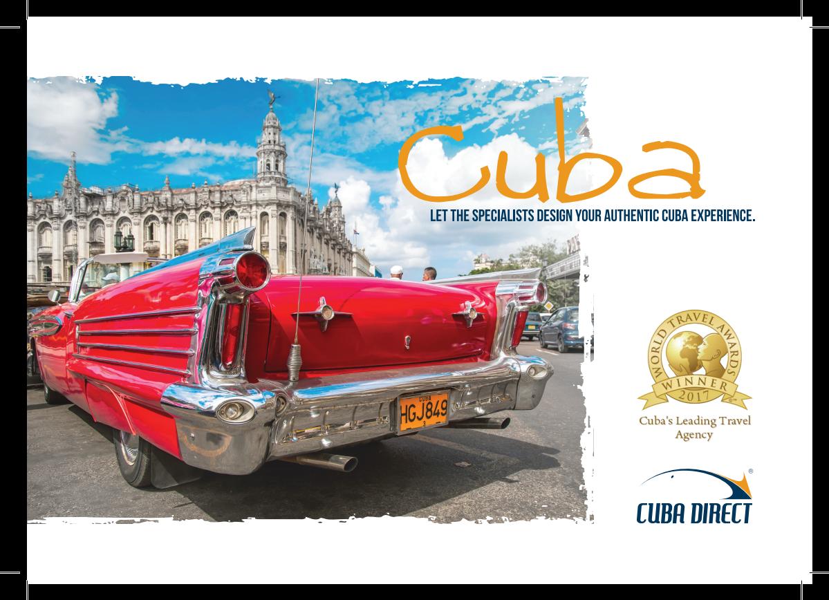 Edits to Cuba Direct Brochure