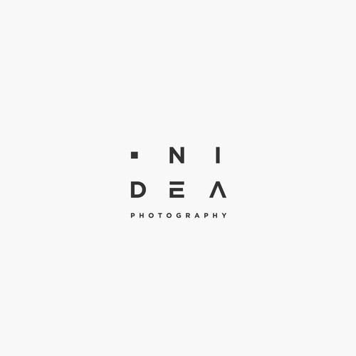logo for nidea photography