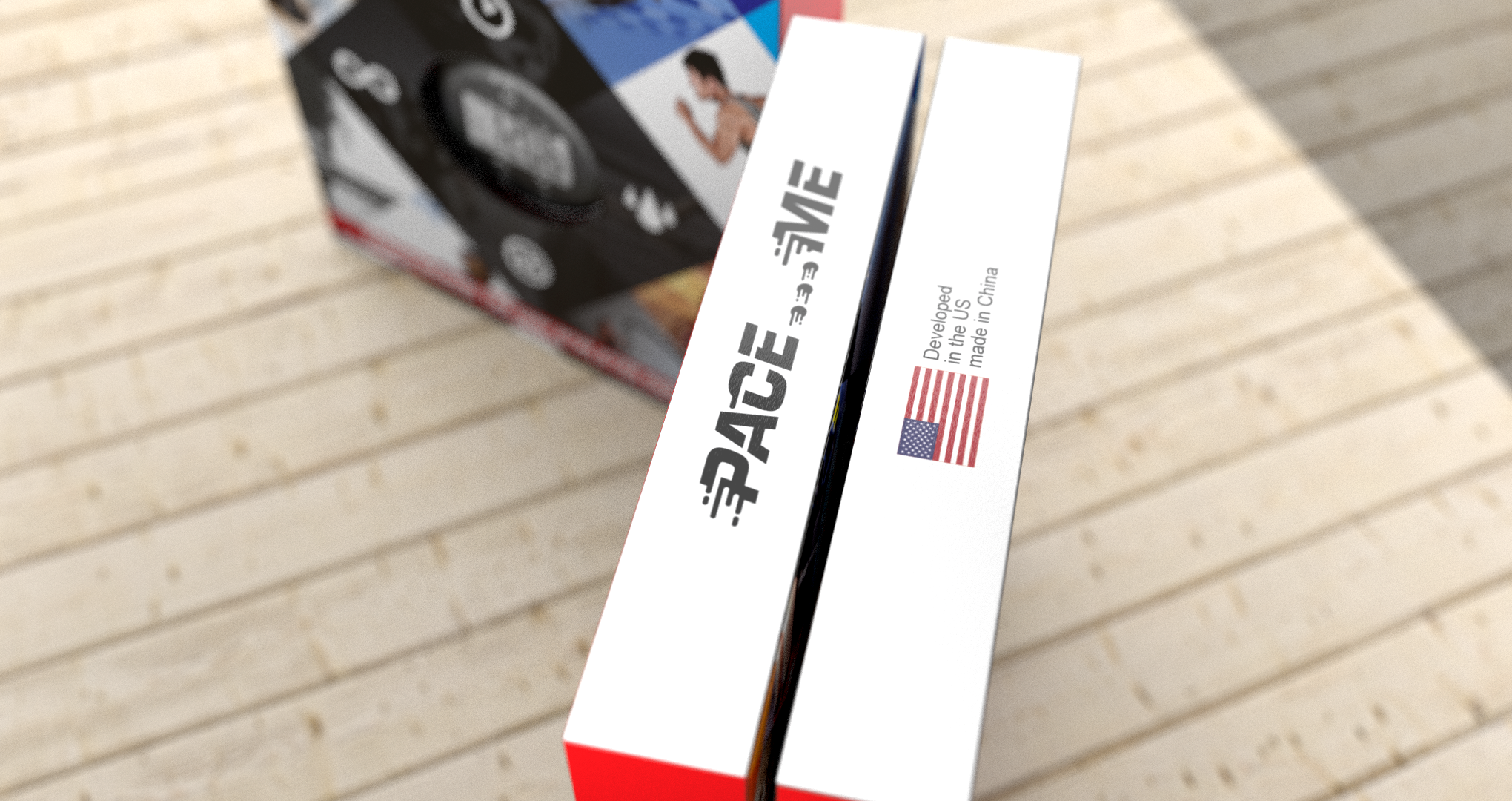 Design Eye-catching sporty packaging for  fitness product
