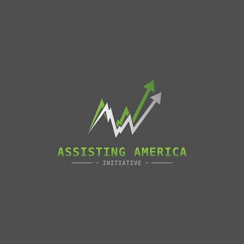 Logo concept for Assisting America Initiative