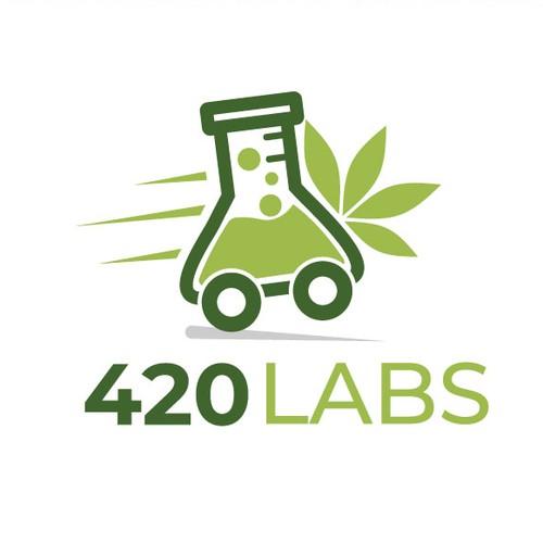 420 Labs - Logo Design