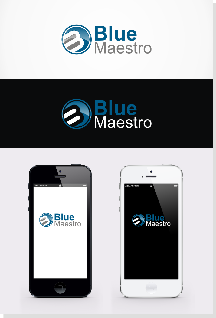 Help Blue Maestro with a new logo