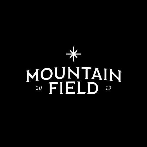 Mountain Field Logo Design