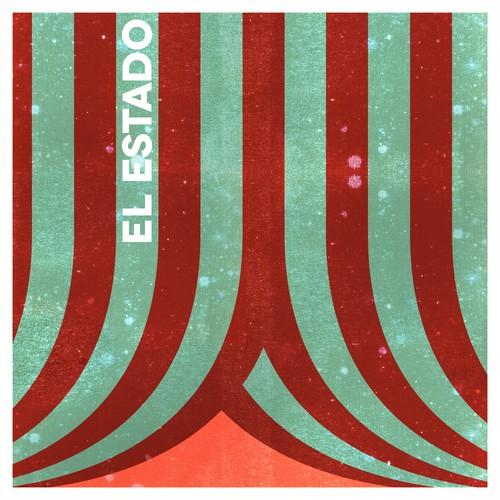 Vinyl single cover art for el estado