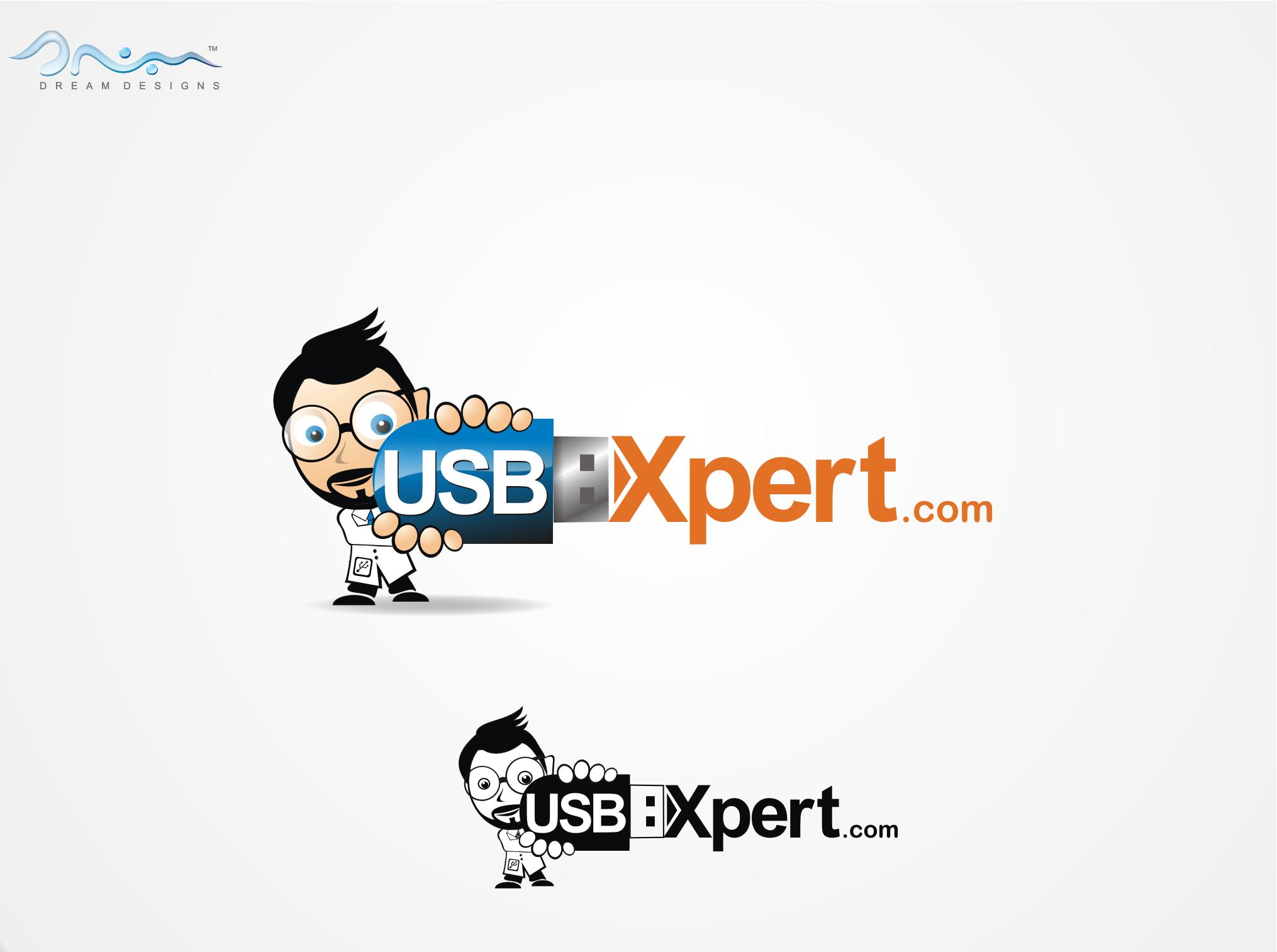 Create the next logo of usbxpert.com !