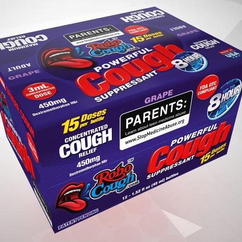 2 count POP box GRAPE flavor