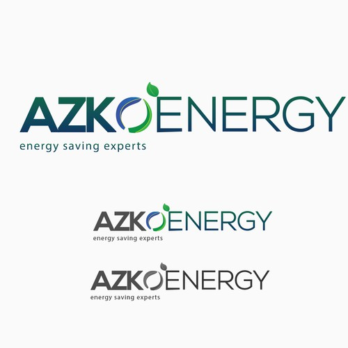 Create the next logo for Azko Energy Efficiency or EcoFace Energy Services