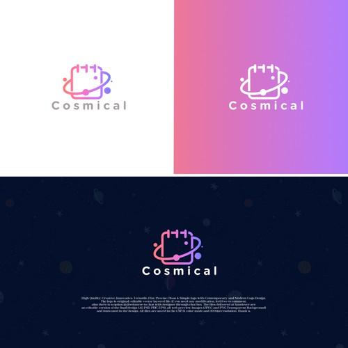 Cosmical logotype