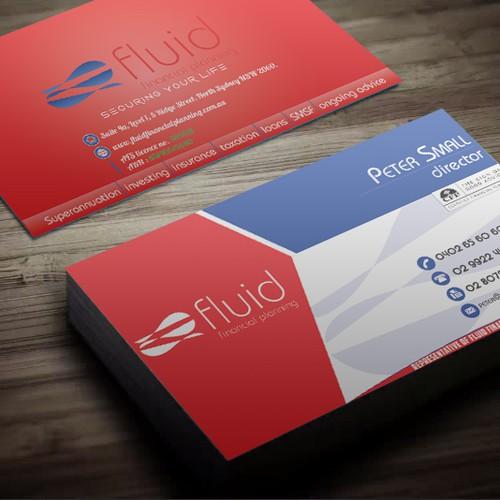 Fluid card