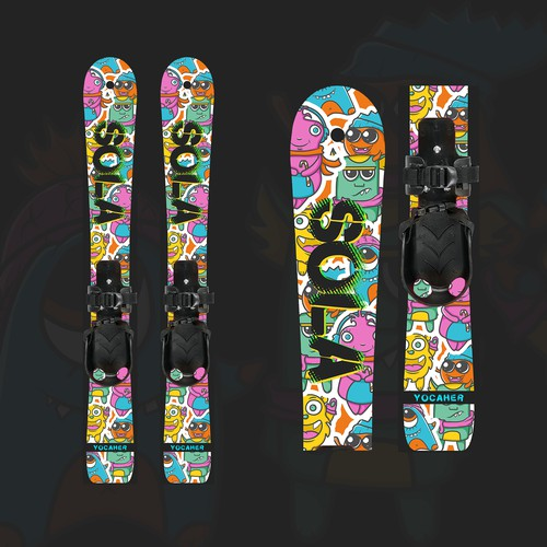 2017 Winter Ski Design