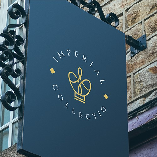 Logo design for Imperial Collectio