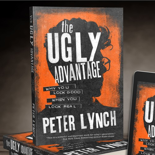 """The Ugly Advantage"" cover"