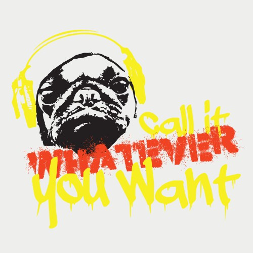 Logo created for contest Call It Whatever You Want