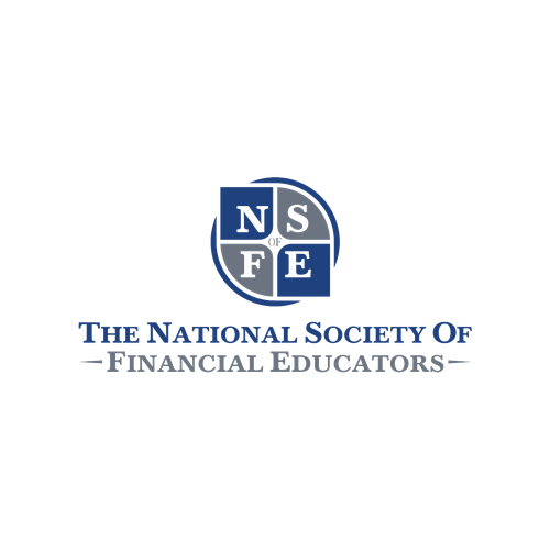 Help me design a logo for a national society of financial educators