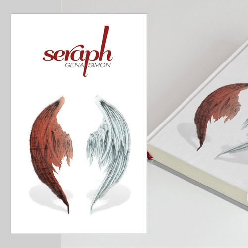 Create a cover design for a the hottest new young adult novel!