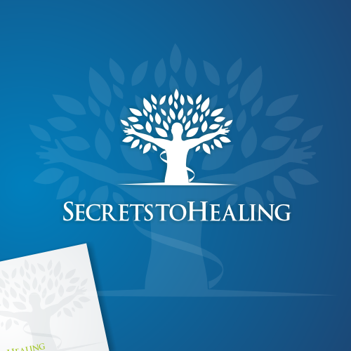 Help Secrets to Healing with a new logo