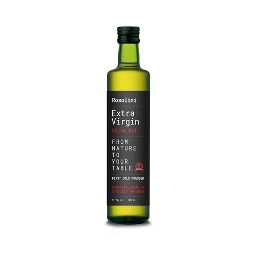 Extra Virgin Oil Label