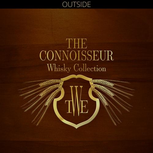 Illustration design for a premium Whisky Gift Box