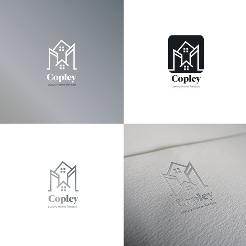 Re-brand a Luxury Real Estate Rental Company!