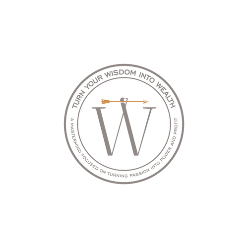 Logo for Turn Your Wisdom into Wealth