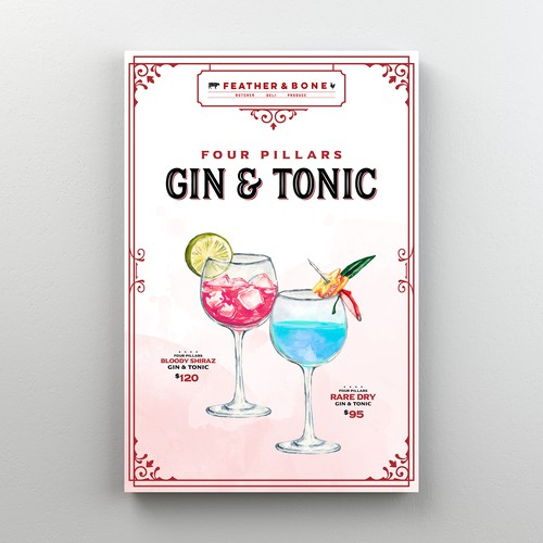 Poster Design Cocktail