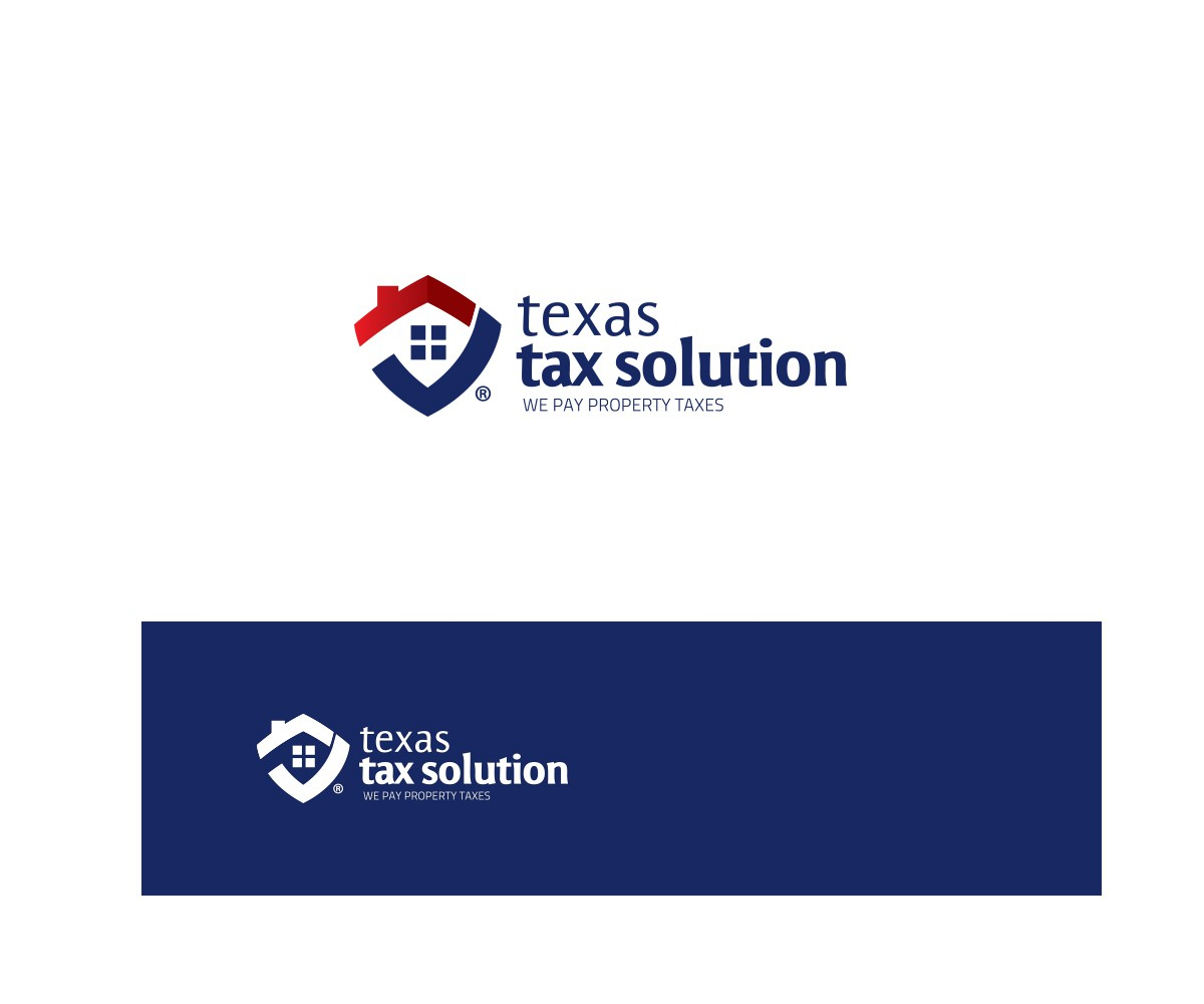 Texas Tax Solution needs a new logo