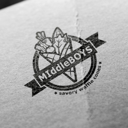 Middle Boys Logo