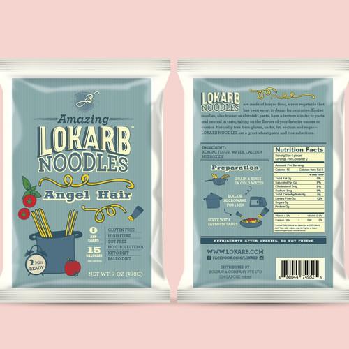 LOKARB Noodles