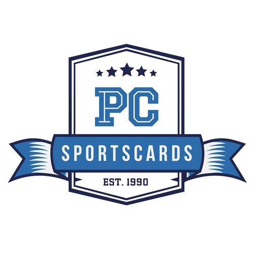 Logo Concept for PC Sportscards
