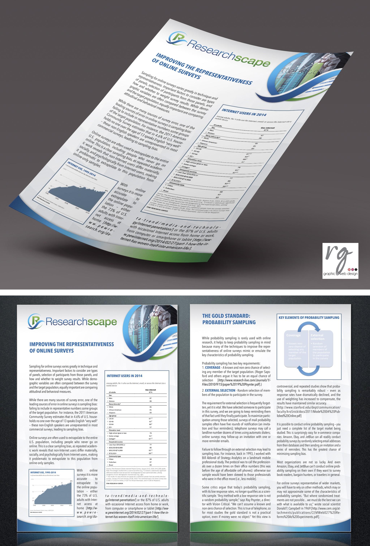 White paper about online surveys