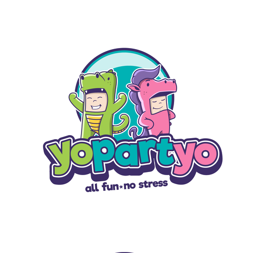 Yopartyo logo