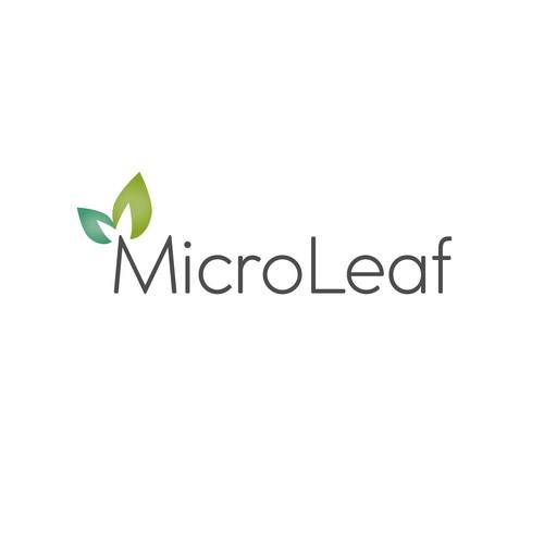 Logo: MicroLeaf