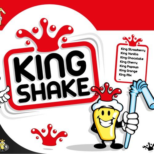 KING SHAKE