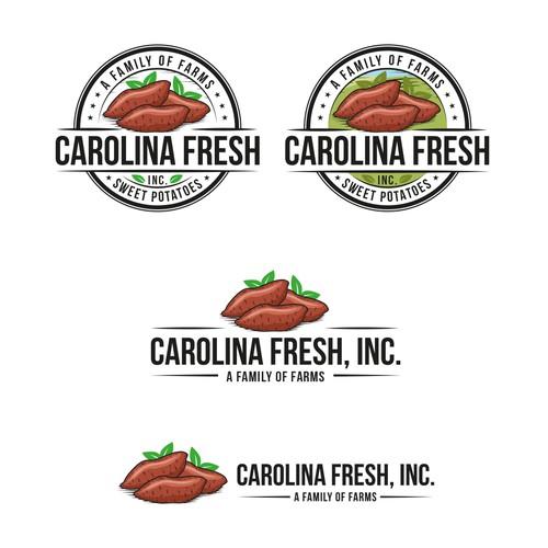 sweet potatoes logo