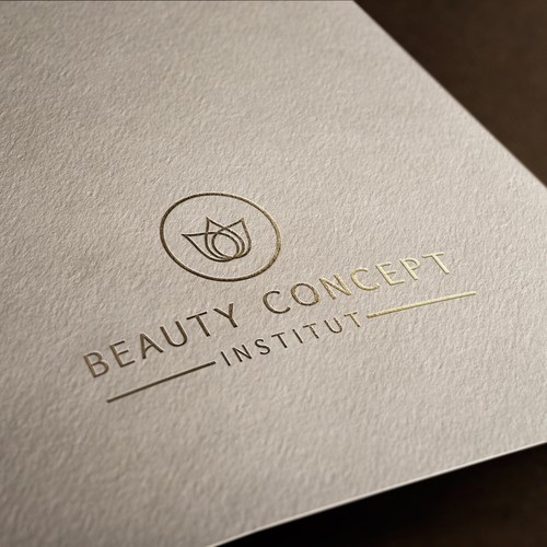 Logo and Brand Identity for Beauty Concept