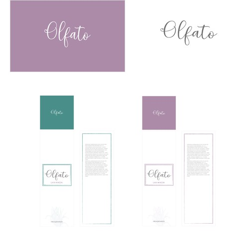 logo and packaging design
