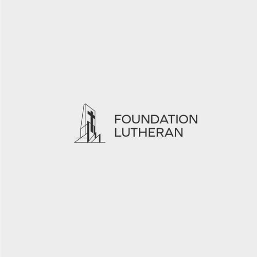 Foundation Lutheran Logo