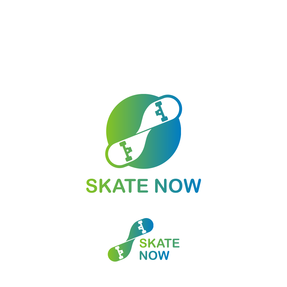 Create logo for SKATE NOW