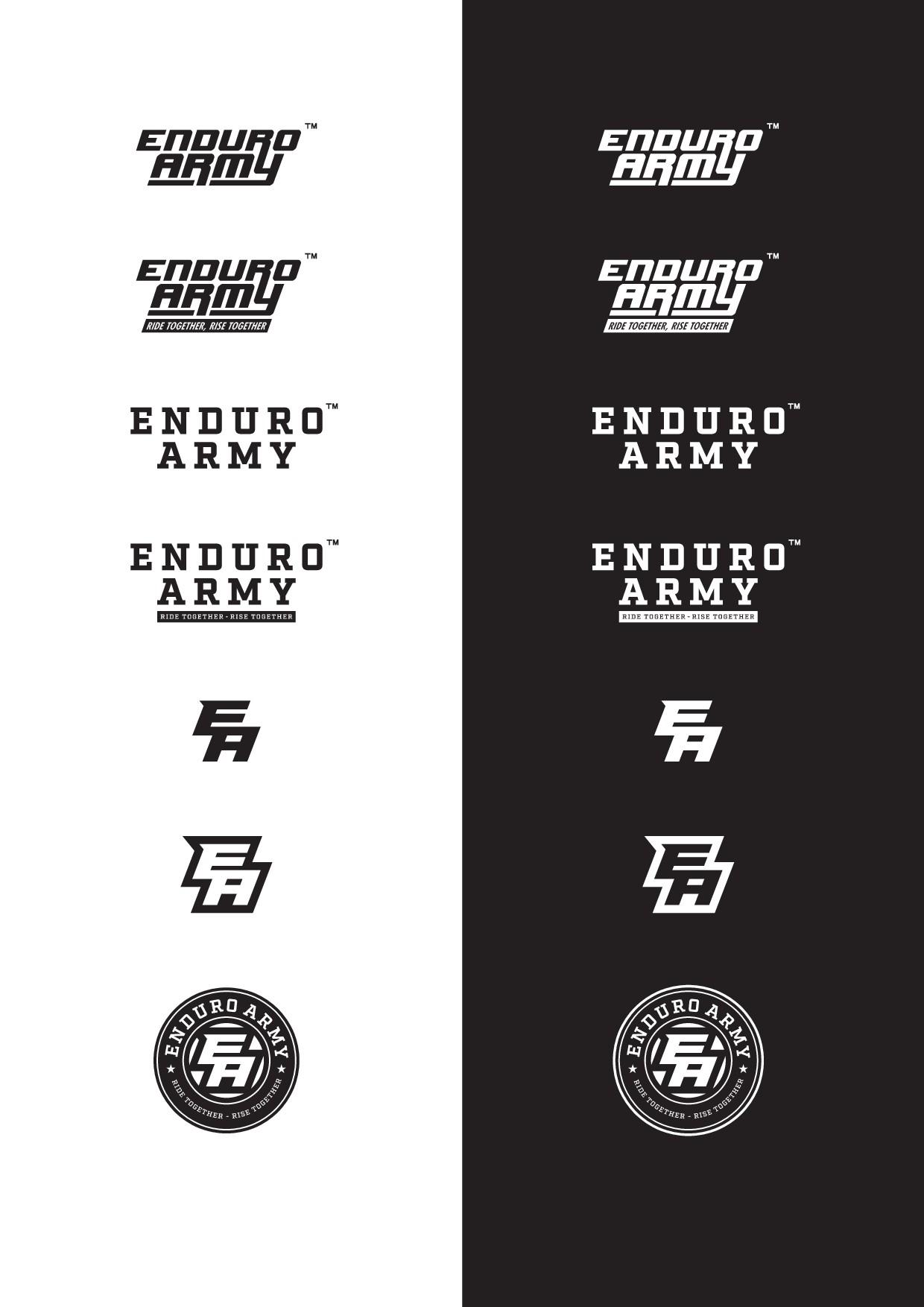 Need a strong logo for new Enduro Dirt Biking biz/community