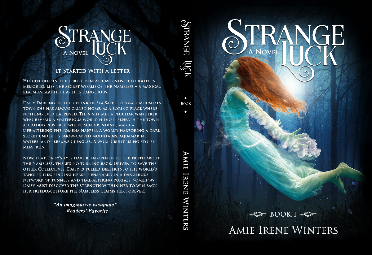 Updated Strange Luck Cover