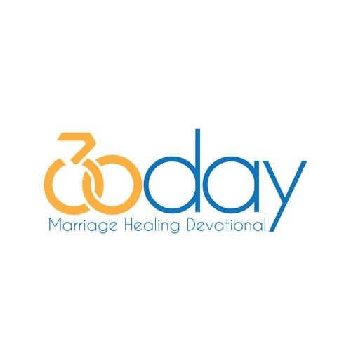 Logo for marriage healding devotional