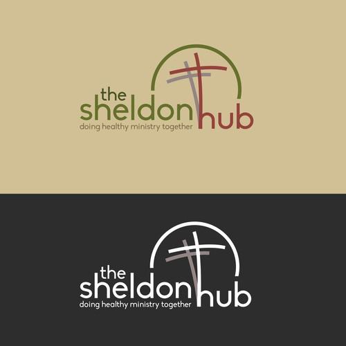 The sheldon hub logo