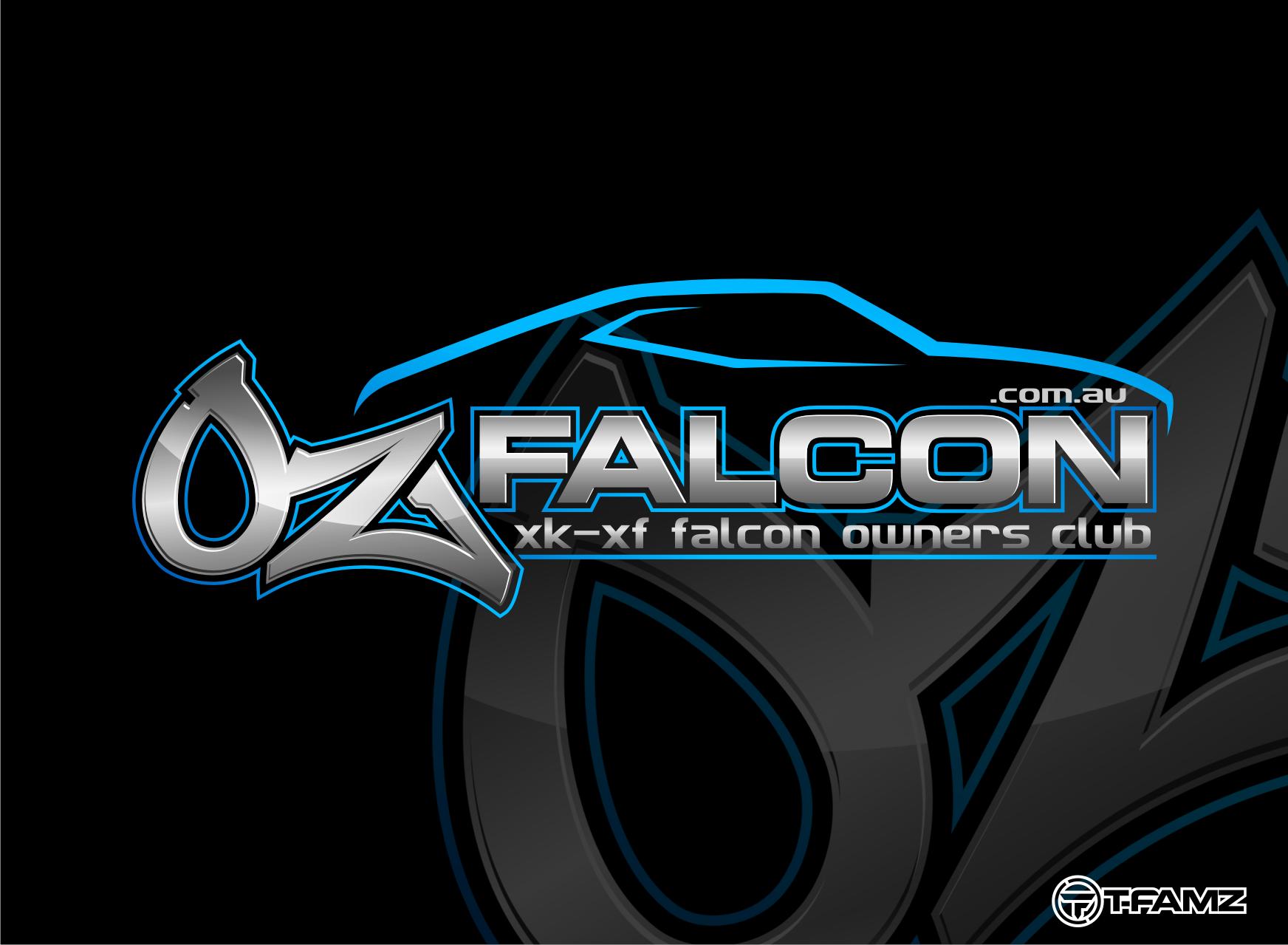 logo for ozfalcon.com.au