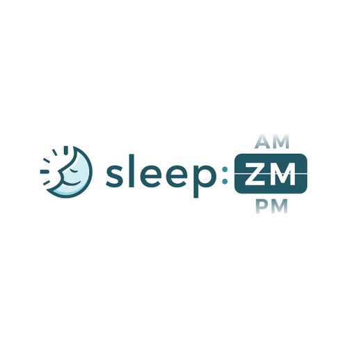 Winning Logo Design for sleep ZM