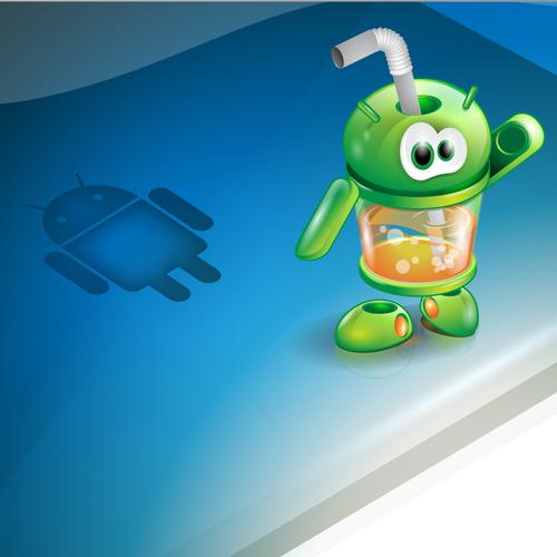 Fun Logo or Mascot needed for open source RoboGuice library
