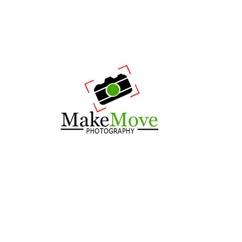 MakeMoves Photography needs a classy, modern, unforgettable logo to reach the masses!