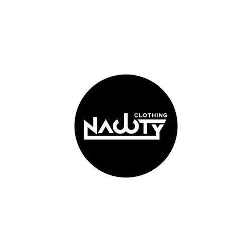 logo for Controversial Clothing label