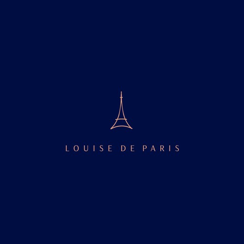 Louise de Paris - Luxury jewelry logo