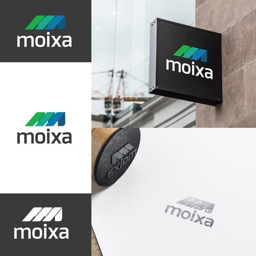 Logo Concept For Moixa